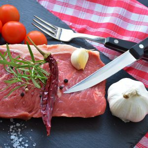 Traditionelles Fleisch